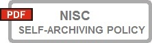 NISC Self-Archiving Policy