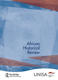 African Historical Journal