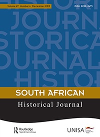 South African Historical Journal