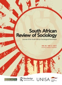 South African Review of Sociology