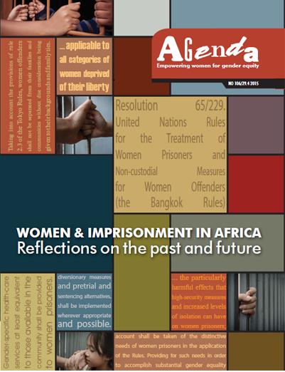 Agenda: Empowering Women for Gender Equity