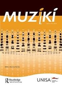 Muziki: Journal of Music Research in Africa