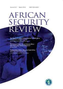 African Security Review