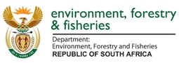 Publication of the South African Department of Environment, Forestry & Fisheries.