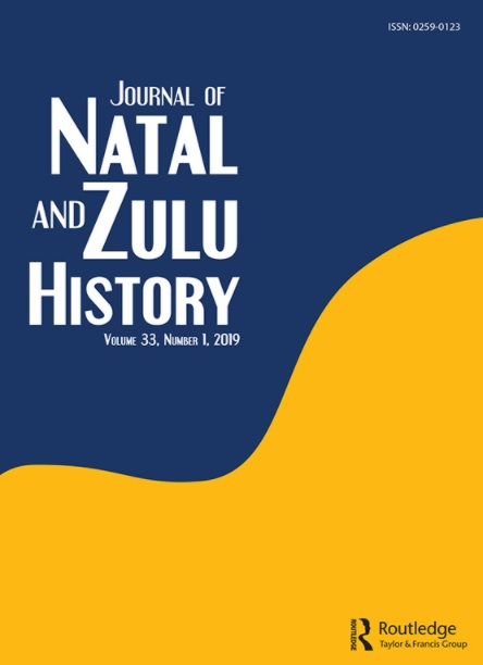 Journal of Natal and Zulu History