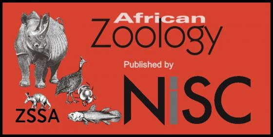 African Zoology joins NISC from 2015
