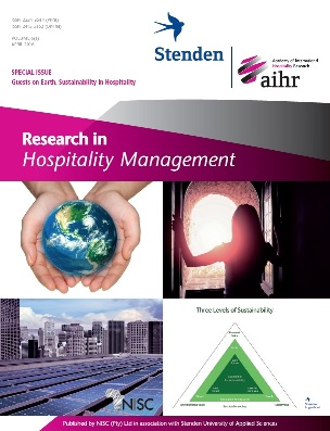 Research in Hospitality Management Now Open Access