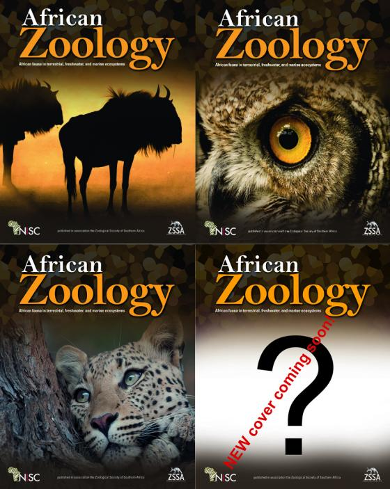 COMPETITION: New Cover Image for African Zoology