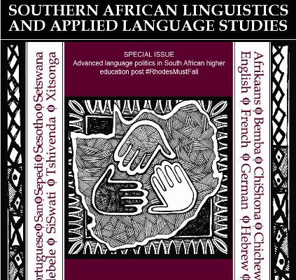 SPECIAL ISSUE: Advanced language politics in higher education