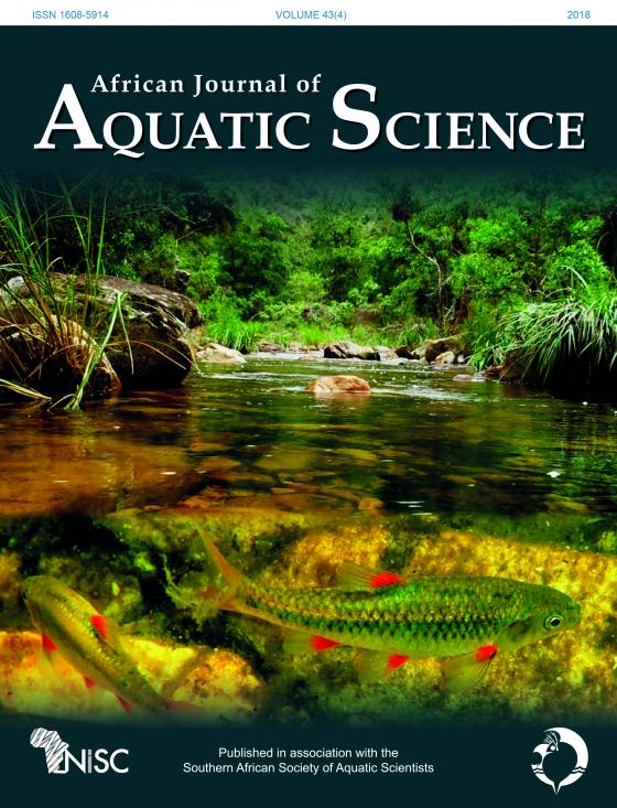 Upcoming Medal Special Issues - African Journal of Aquatic Science