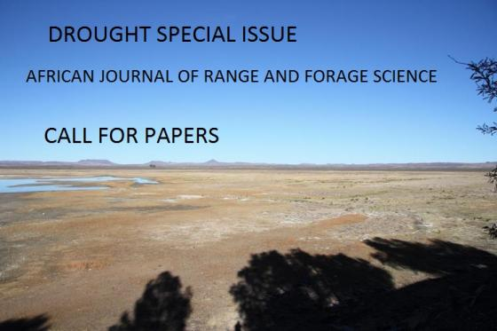 Call for Papers - Drought Special Issue