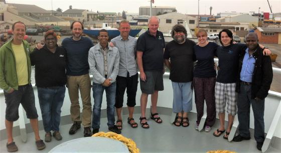 International Scientists Collaborate