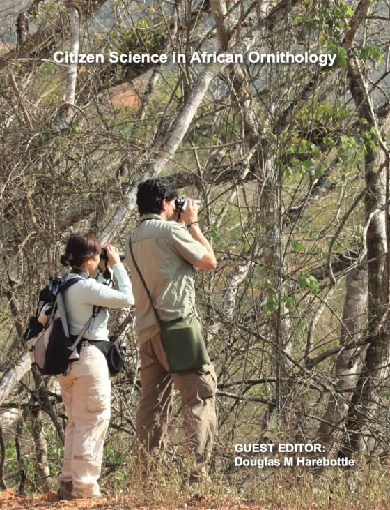 Citizen Science in African Ornithology