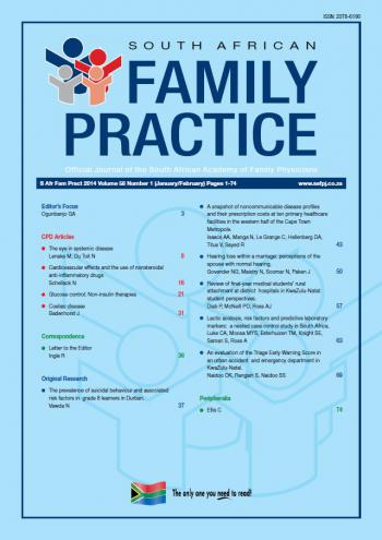 South African Family Practice