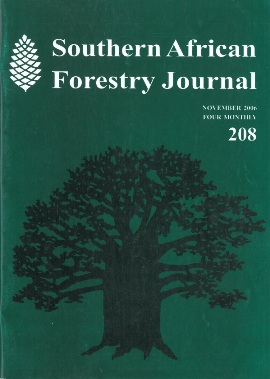 The Southern African Forestry Journal