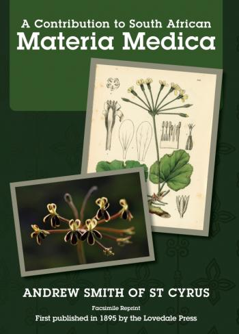 A contribution to the South African Materia Medica