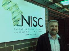 NISC's New Office and Branding Launch