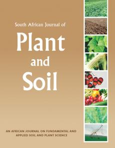 Soil-site relationships in the Roodepoort area, Transvaal