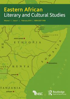 Eastern African Literary and Cultural Studies