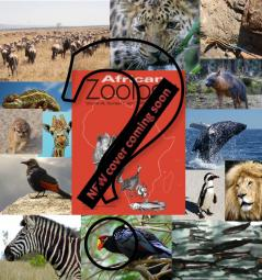 African Zoology New Cover Competition