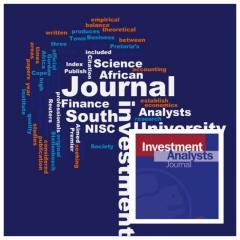 NISC to Publish the Premier South African Finance Journal