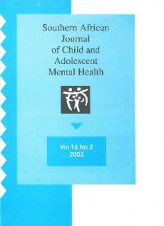 Southern African Journal of Child and Adolescent Mental Health