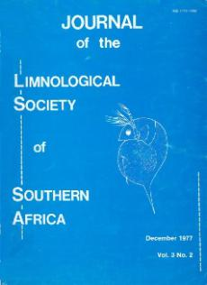 Journal of the Limnological Society of Southern Africa