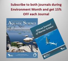 African Journals Observe World Oceans Day