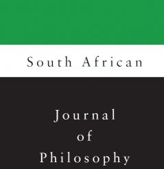 Africanising the philosophy curriculum