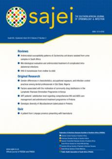 The influence of health education on the prevalence, intensity and morbidity of Schistosoma haematobium infections in children over a two-year period in the Limpopo Province, South Africa