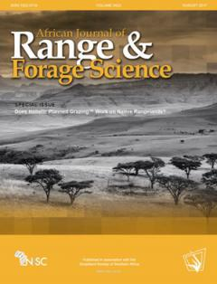 Special Issue: Holistic Planned Grazing