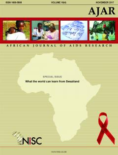 African Journal of AIDS Research Open Access Special Issue
