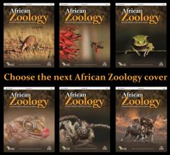 African Zoology Cover Competition Finalists