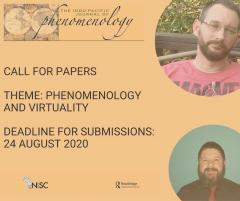 Call for Papers: Phenomenology and Virtuality